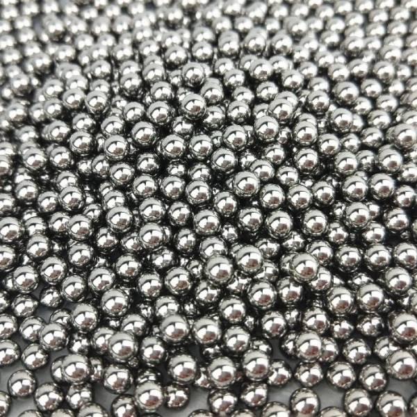 6 мм, 50 штук, стальные шарики для мощной боевой рогатки