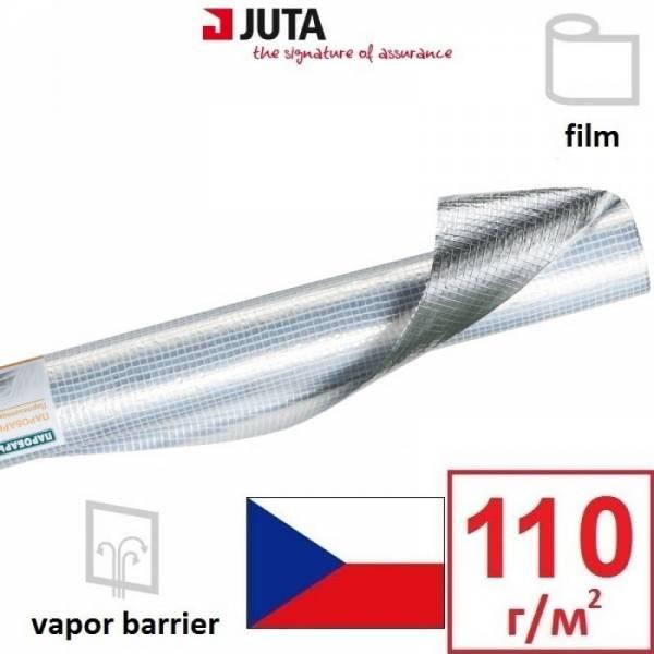 Пароизоляция, паробарьер R110 Juta плотностью 110г/м2, 1,5х50м