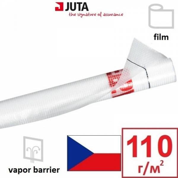 Пароизоляция, паробарьер H110 Juta плотностью 110г/м2, 1,5х50м, белый