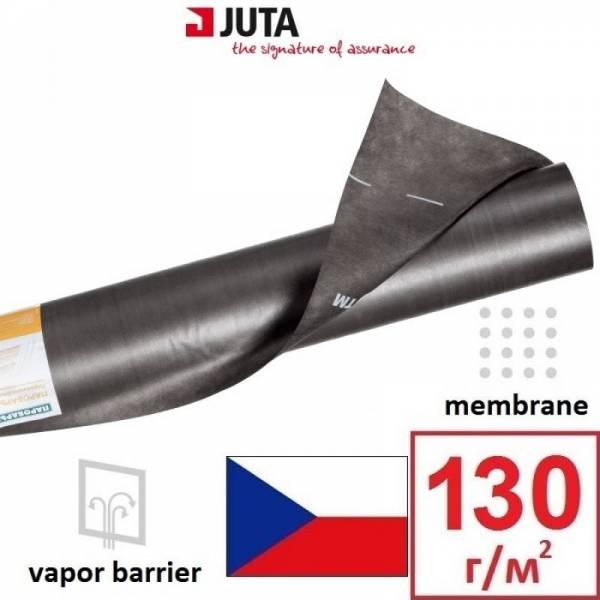 Пароизоляция, паробарьер мембрана VAP Juta плотностью 130г/м2, 1,5х50м