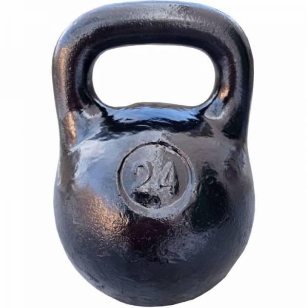 Советская спортивная чугунная гиря 24 кг