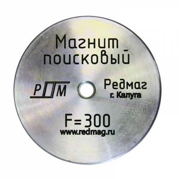 Односторонний поисковый магнит Редмаг F300 (300 кг)