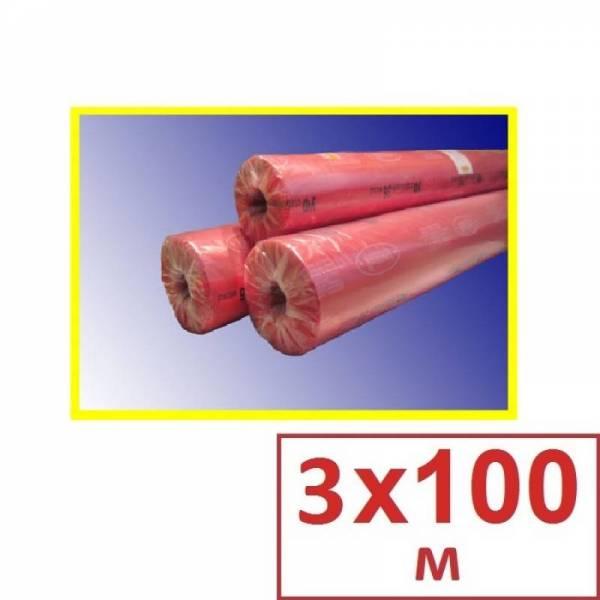 Тепличная полиэтиленовая пленка 180 мкм, 3 х 100м