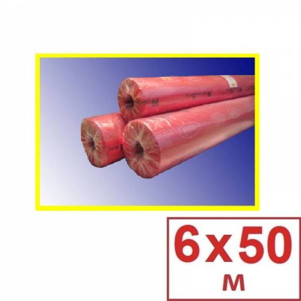 Тепличная полиэтиленовая пленка 180 мкм, 6 х 50м