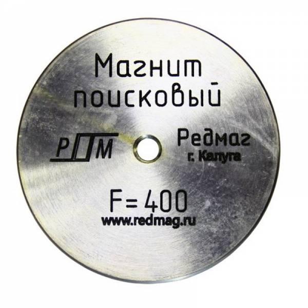Односторонний поисковый магнит Редмаг F400 (400 кг)