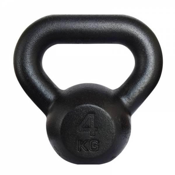 Чугунная спортивная гиря для кроссфита 4 кг