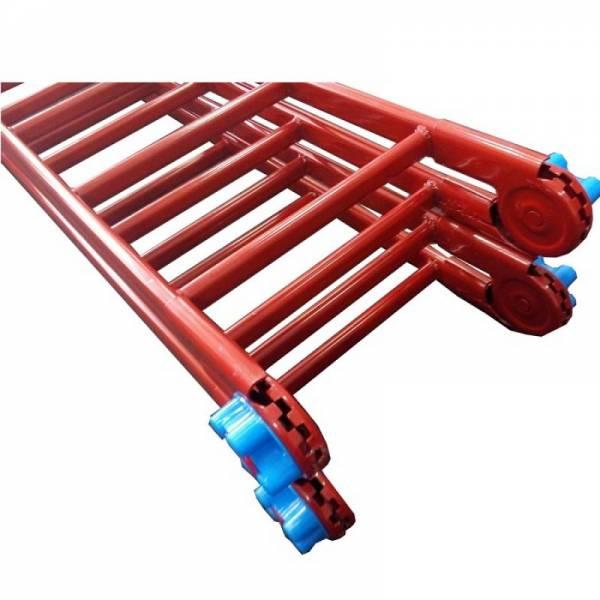 Стремянка лестница стальная