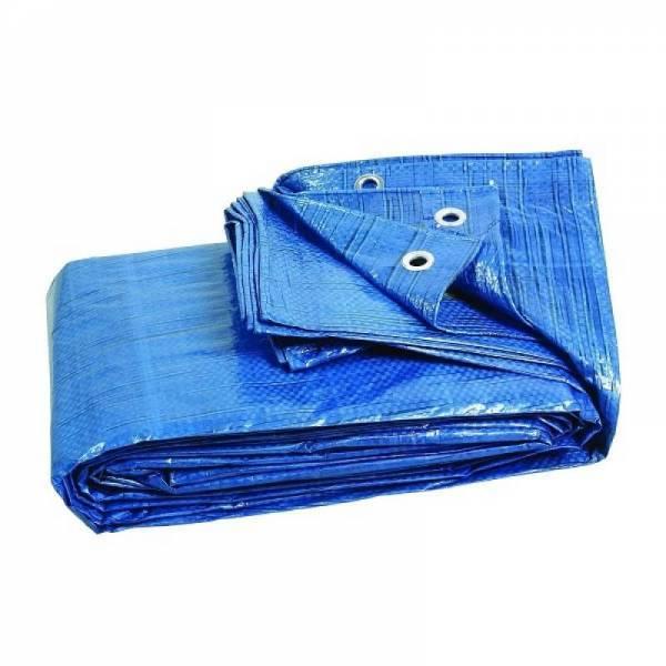 Тент для песочницы 60г/м2, синий, 2х2м