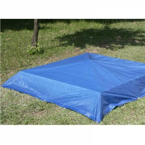 Тент для песочницы 60г/м2, синий, 4х4м