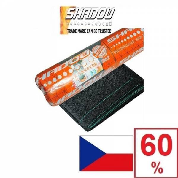 Сетка солнцезащитная Шадов, Shadow 60% 10 х 4 м
