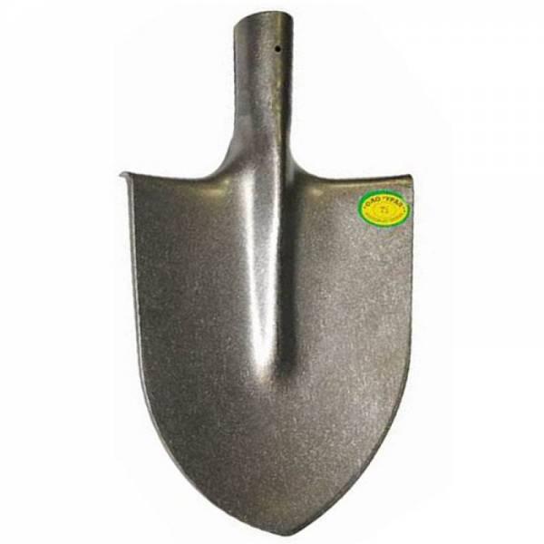 Титановая большая штыковая легкая лопата для копа