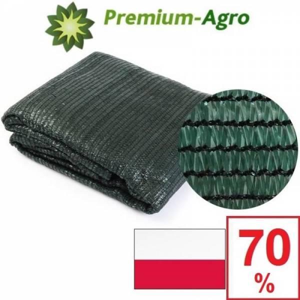 Сетка затеняющая Premium-Agro 70% 2 х 1 м