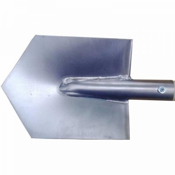 Малая пехотная саперная сварная титановая лопата для копа