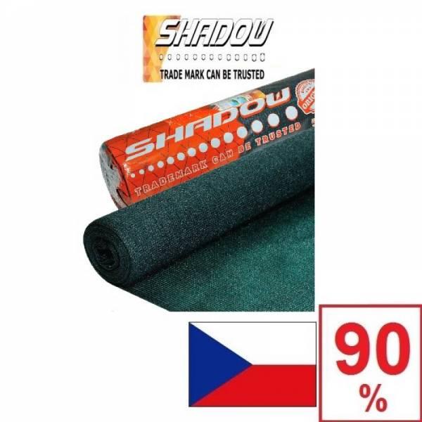 Усиленная сетка затеняющая Шадов, Shadow 90% 1 х 10 м
