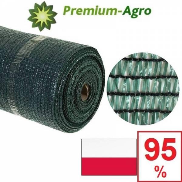 Сетка затеняющая Premium-Agro 95% 1,5 х 100 м