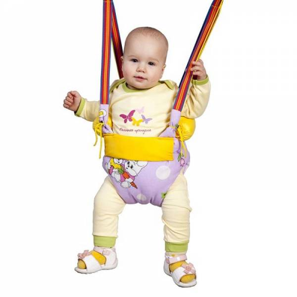 Детские прыгунки 3 в 1 с валиками