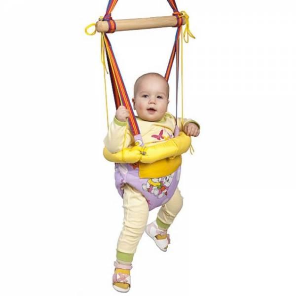 Детские прыгунки 3 в 1 с обручем