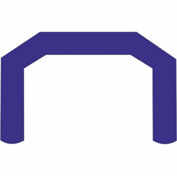 Арка оформительская (арка надувная) со скошенными углами