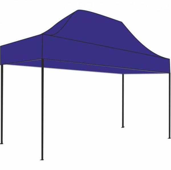 Складной шатер 2,7х4 м гармошка для ярмарки (Украина)