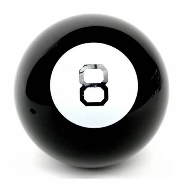 Куля провісник для прийняття рішень Magic Ball 8