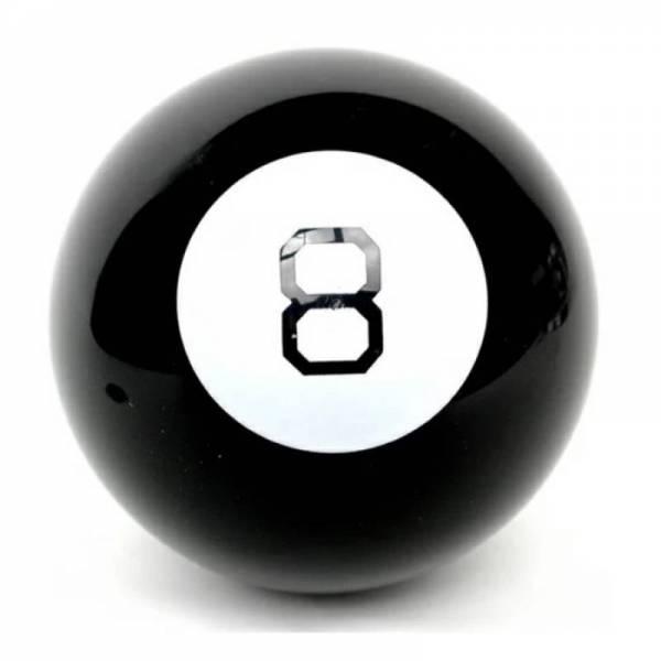 Шар предсказатель для принятия решений Magic Ball 8