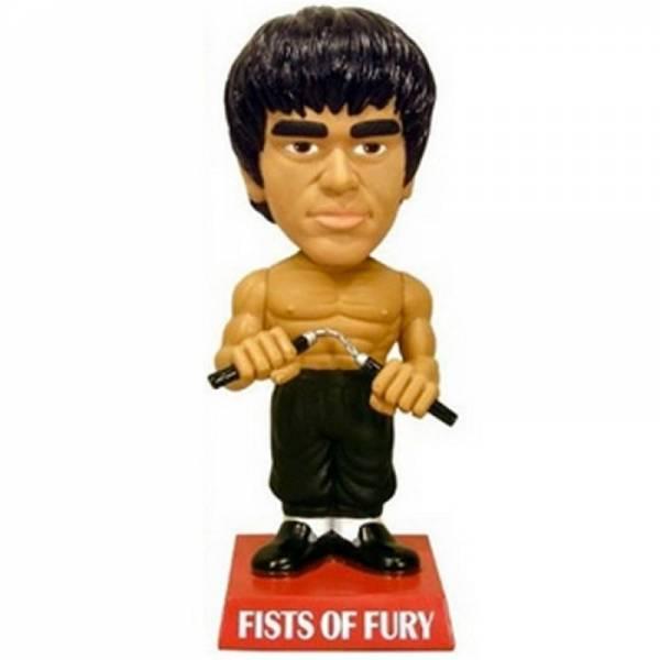 "Игрушка на торпеду автомобиля Bruce Lee ""Брюс Ли"""