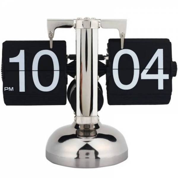 Перекидные часы flip clock