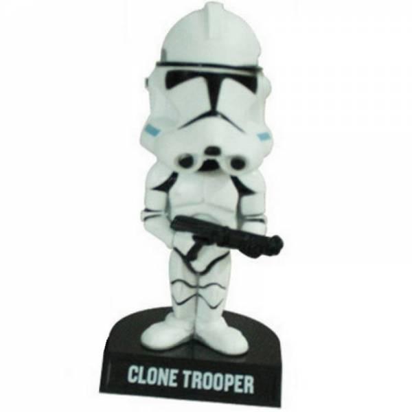 """Игрушка на торпеду автомобиля Clone trooper """"Клон"""""""