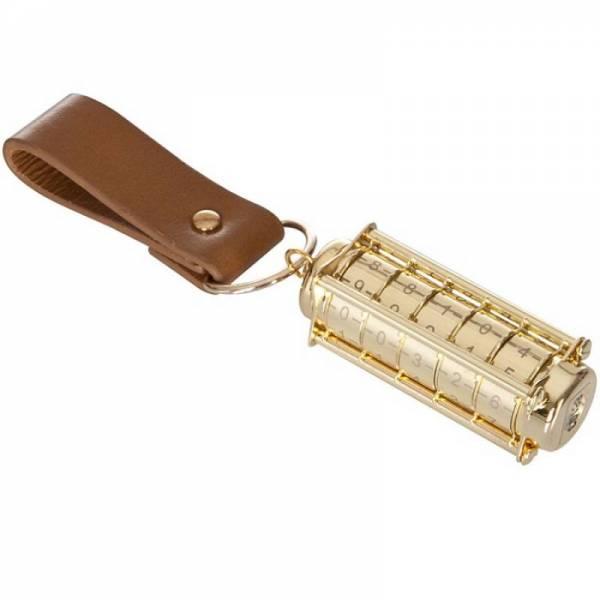 Golden криптекс флешка 64 Гб (5 колец только цифры)