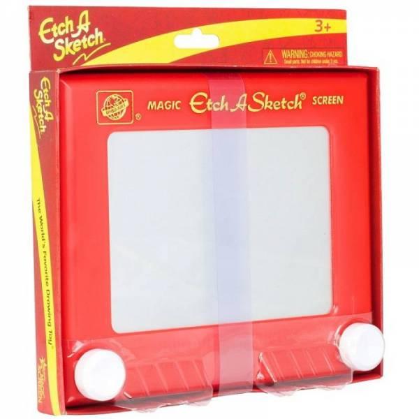 Волшебный экран доска планшет Etch a sketch Classic (160х114 мм)