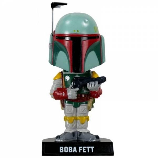 "Игрушка на торпеду автомобиля Boba Fett ""Боба Фетт"""