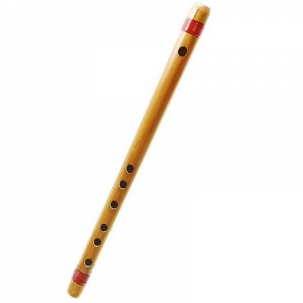 Китайская цельная бамбуковая флейта строй ФА (F)