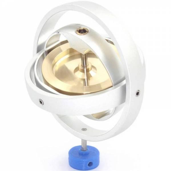 Профессиональный металлический гироскоп модель №3