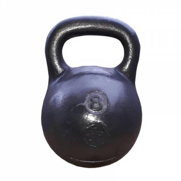 Советская спортивная чугунная гиря 8 кг