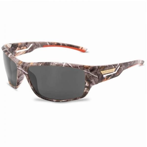 """Поляризационные антибликовые очки для рыбалки """"Камуфляж"""""""
