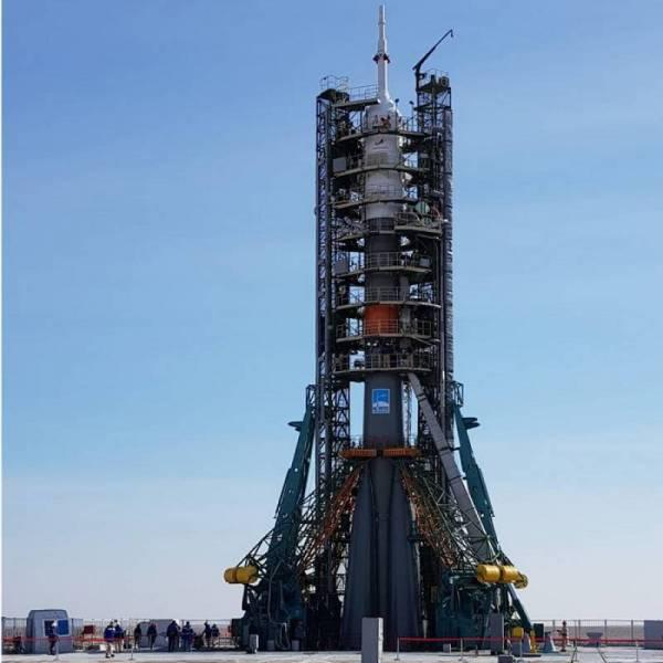 Модель ракеты-носителя
