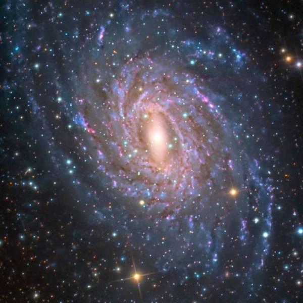 """Миниатюрная модель """"Галактика"""""""