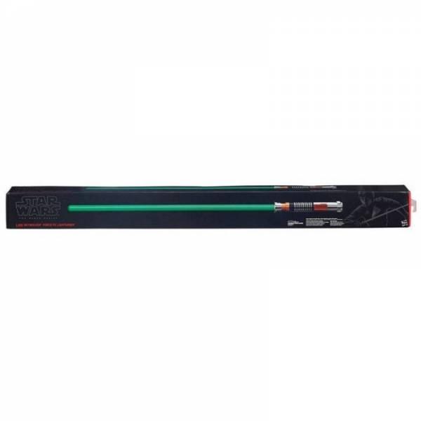 Коллекционный меч Люка Скайуокера Luke Skywalker Force FX