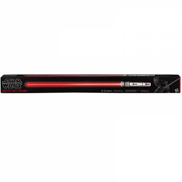 Коллекционный меч Дарта Мола Darth Maul lightsaber Force FX