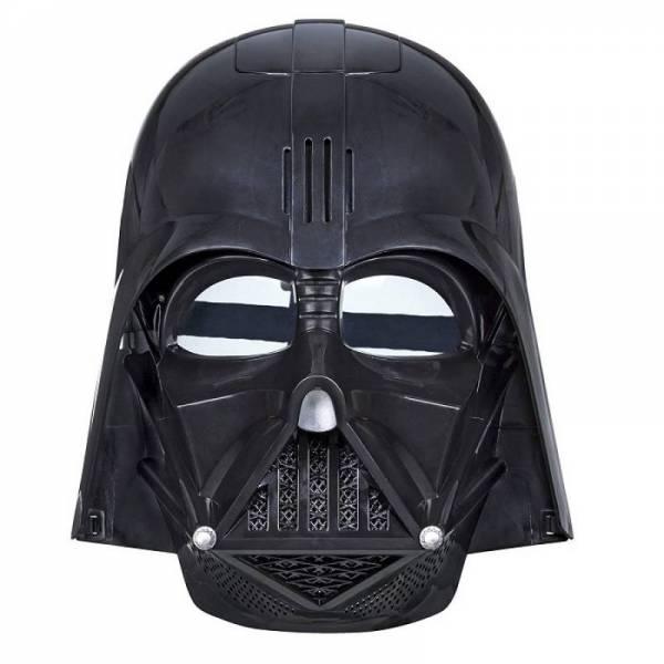 Маска шлем Дарта Вейдера с модуляцией голоса
