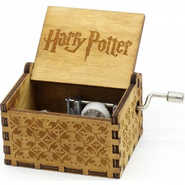 Музыкальная шкатулка Гарри Поттер Harry Potter