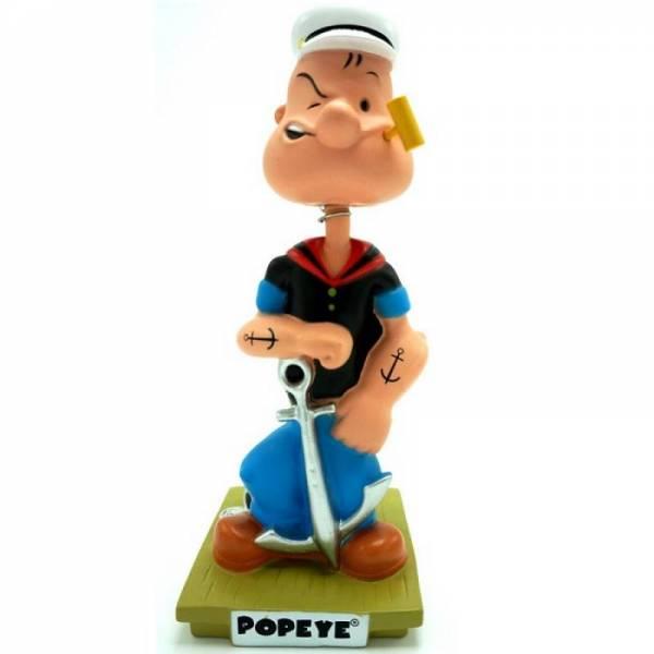 """Башкотряс на торпеду в машину Popeye """"Попай"""""""