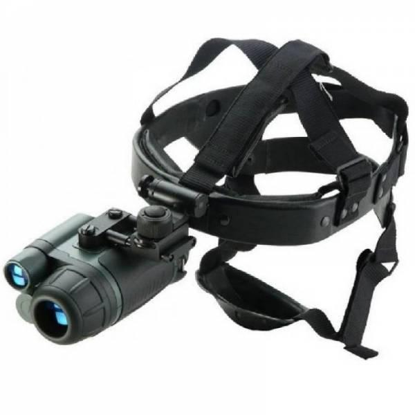 Прилад нічного бачення 1х24 - Yukon NVMT Spartan з маскою