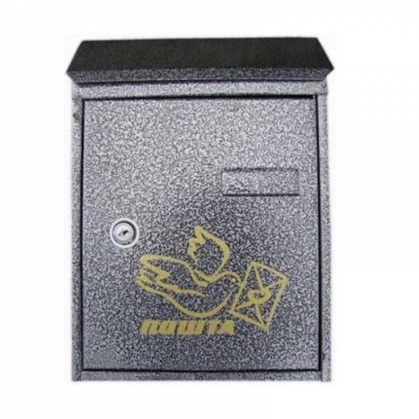 Почтовый ящик для дачи с наклонной крышкой №3