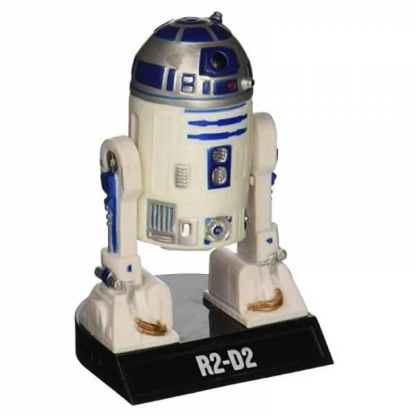 """Игрушка башкотряс на торпеду автомобиля робот """"R2-D2"""""""