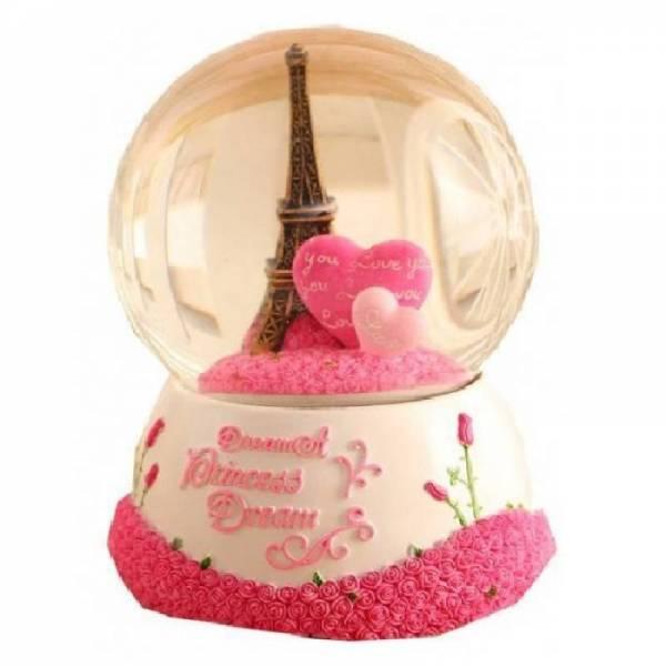 """Снежный шар """"Мечта принцессы"""""""