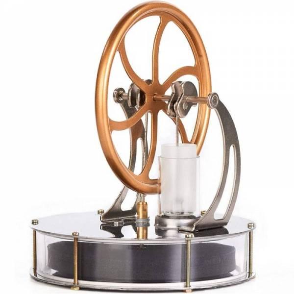Двигун Стірлінга модель №2