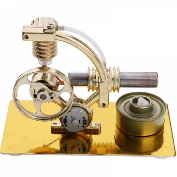 Двигун Стірлінга модель №6