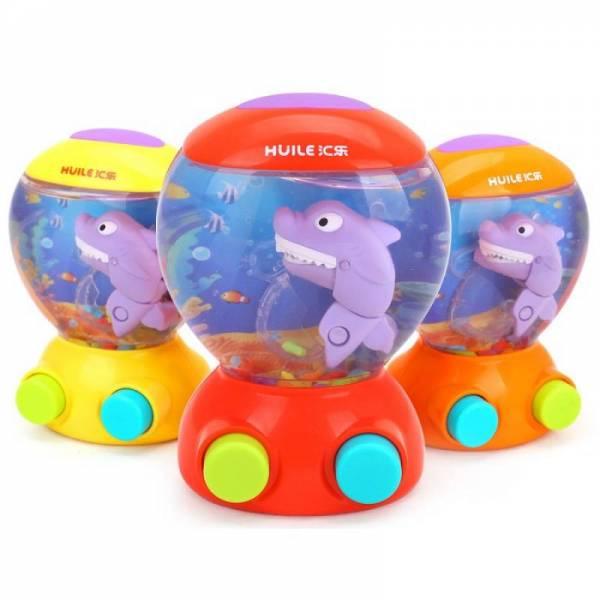 """Игрушка с водой и кнопками """"Голодная акула"""""""
