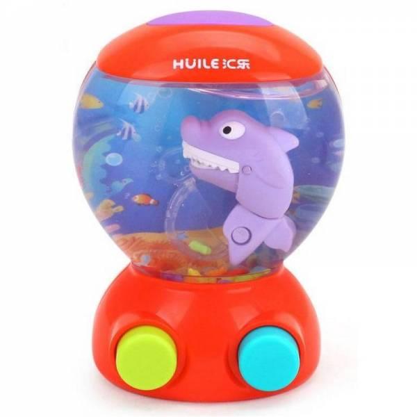 Игрушка с водой и кнопками